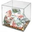 Spendenbox nach Maß