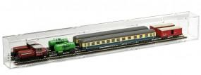 ModelIbahnvitrine H0 Segment 75cm