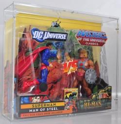 DC Universe vs. MotU Classics Case