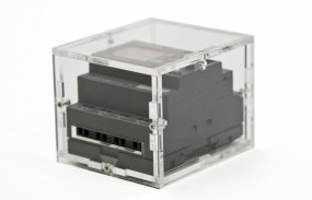 Acryl-Case passend für Siemens LOGO!© RC