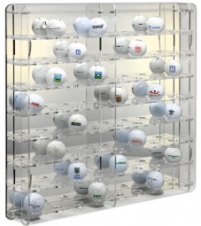 Golfball Vitrine