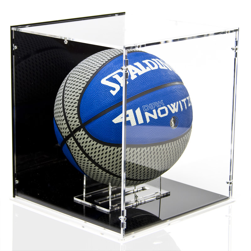 Die Basketball Vitrine
