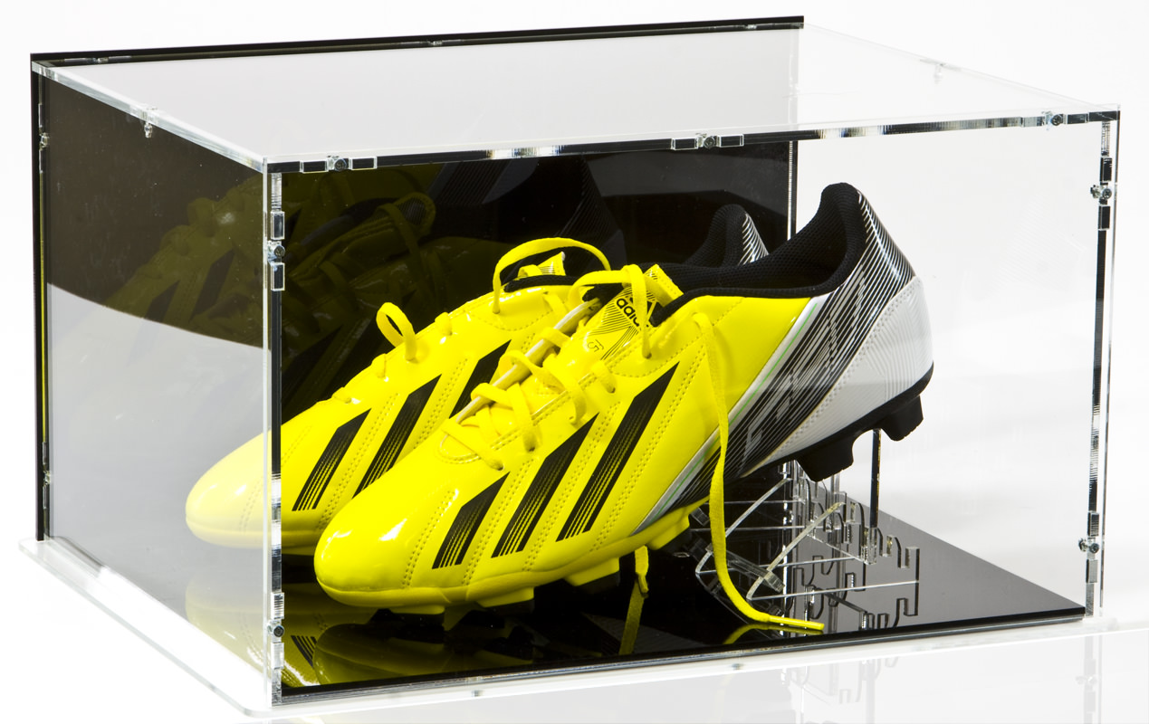 The Football Shoe Display Case