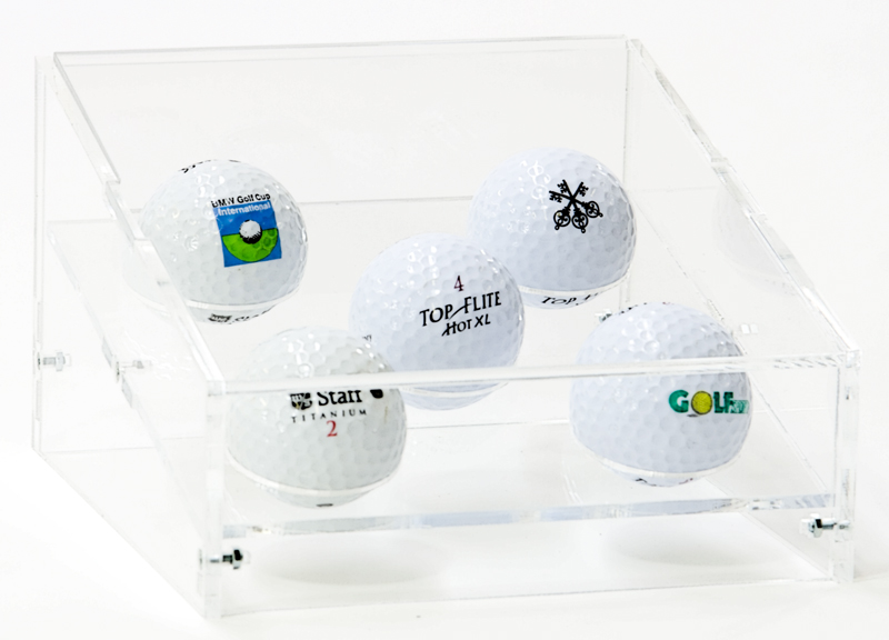 Die Golfball Case