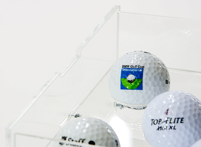 Golfball Case - Details