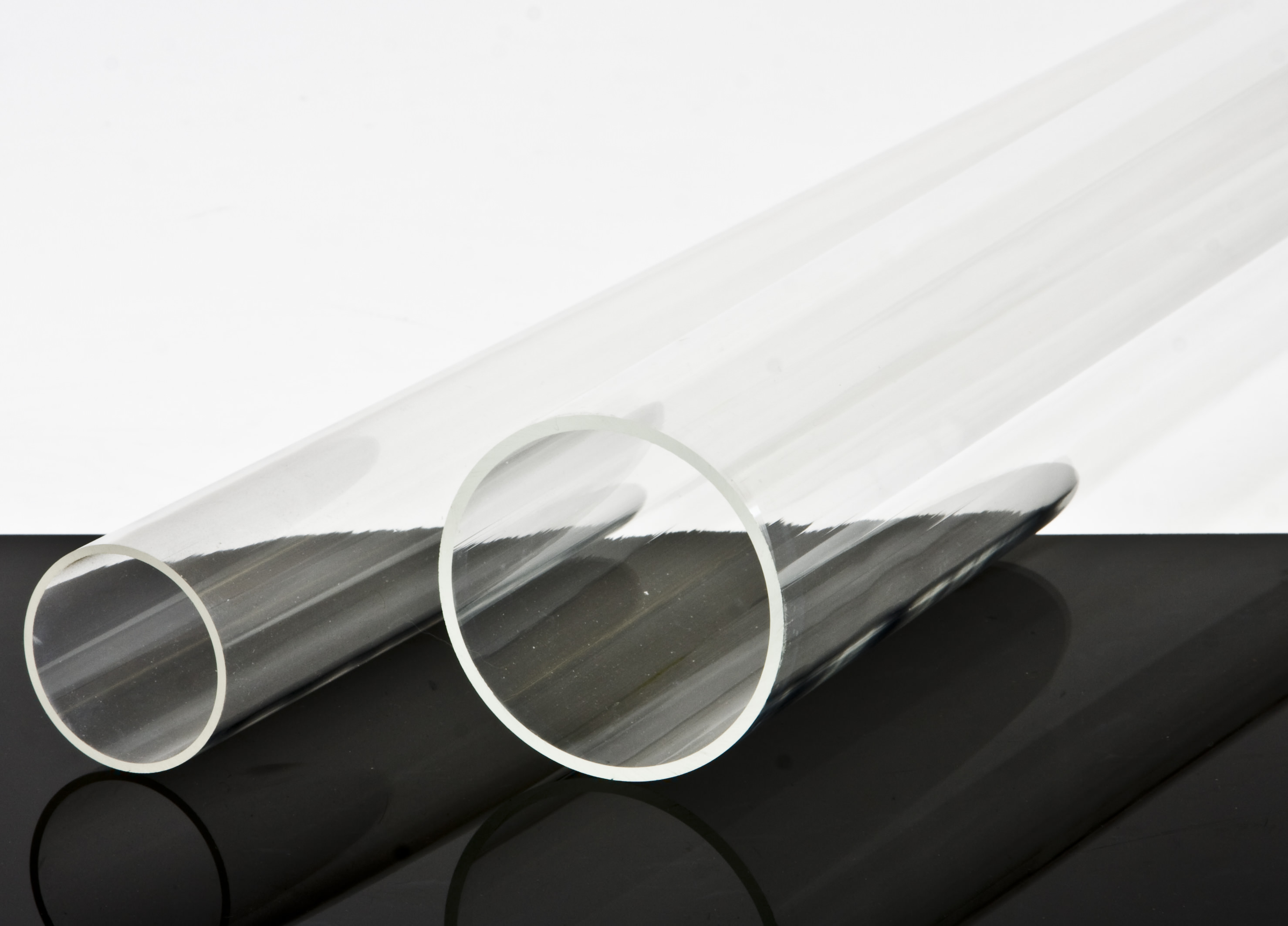 preishit restposten plexiglas rohr acrylrohr d 50. Black Bedroom Furniture Sets. Home Design Ideas